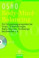 Body mind balancing PDF