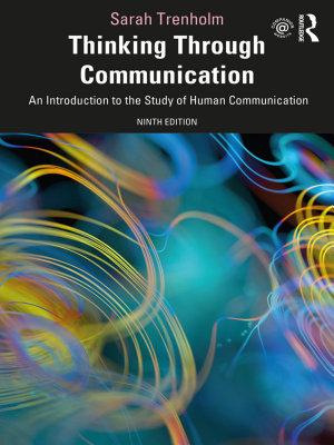 Thinking Through Communication PDF