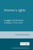 Women, Politics and Society in Great Britain c. 1770-1970