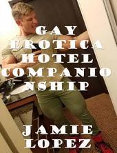 Gay Erotica hotel companionship