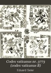 Codex vaticanus nr. 3773 (codex vaticanus B): eine altmexikansiche bilderschrift der Vatikanischen bibliothek, Band 2