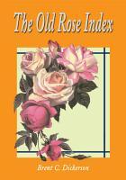 The Old Rose Index PDF
