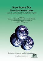 Greenhouse Gas Emission Inventories PDF