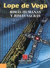 Rimas humanas y rimas sacras