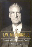 J W  McConnell PDF