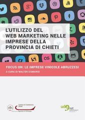 L'utilizzo del Web Marketing nelle imprese della provincia di Chieti. Focus on:le imprese vinicole abruzzesi