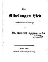 Der Nibelungen lied
