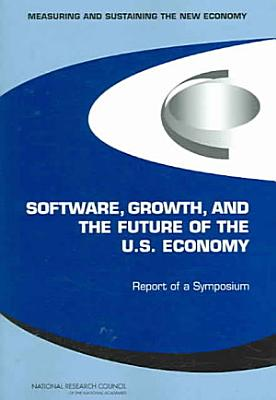Software  Growth  and the Future of the U S Economy PDF