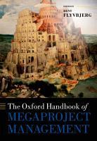 The Oxford Handbook of Megaproject Management PDF