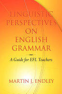 Linguistic Perspectives on English Grammar PDF