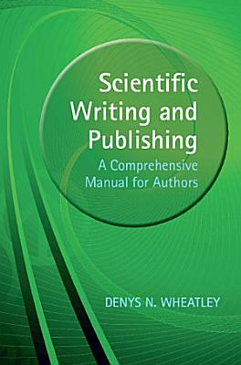 Scientific Writing and Publishing PDF
