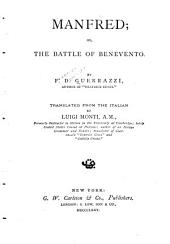 Manfred: Or The Battle of Benevento