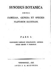 Rosacearum monographia: Volume 1