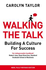 Walking the Talk Book