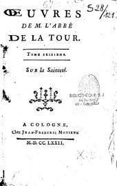 Oeuvres de Bertrand de la Tour
