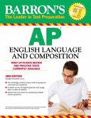 Barron S Ap English Language And Composition Book PDF