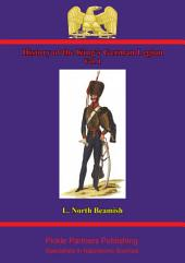 History Of The King's German Legion: Volume 1