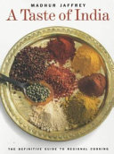 A Taste of India Book