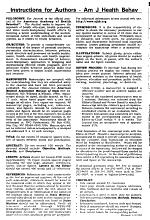 American Journal of Health Behavior PDF