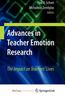 Advances in Teacher Emotion Research PDF