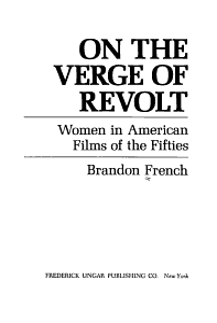 On the Verge of Revolt PDF