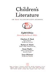 Children S Literature In The Elementary School Book PDF