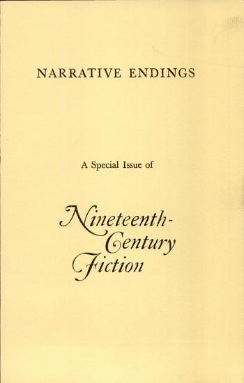 Narrative Endings PDF
