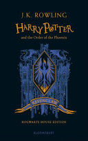 Harry Potter And The Order Of The Phoenix Ravenclaw Edition Book PDF