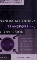 Nanoscale Energy Transport and Conversion PDF