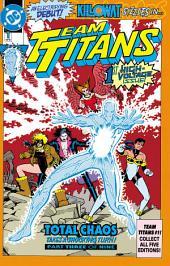 Team Titans (1992-) #1