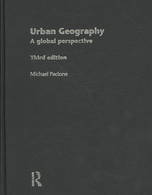 Urban Geography PDF