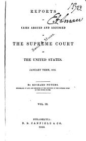 United States Reports: Cases Adjudged in the Supreme Court, Volume 34