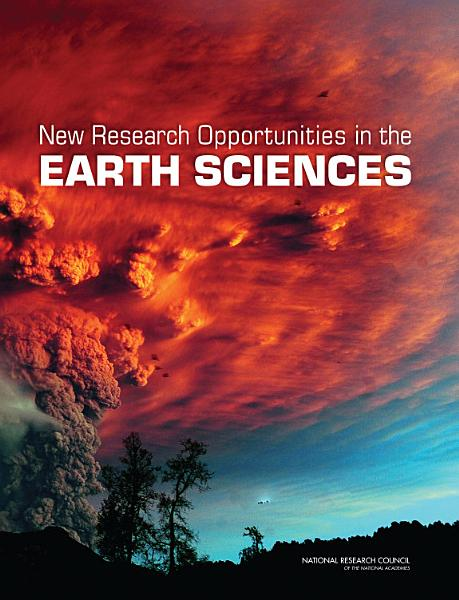 New Research Opportunities in the Earth Sciences PDF