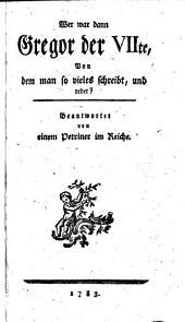 Neueste Sammlung jener Schriften, die von einigen Jahren her über verschiedene wichtige Gegenstände zur Steuer der Wahrheit im Drucke erschienen sind: Band 3