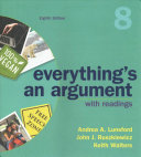 Everything s an Argument with Readings 8e   Documenting Sources in APA Style  2020 Update  With EBook  PDF