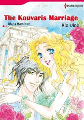 THE KOUVARIS MARRIAGE: Harlequin Comics