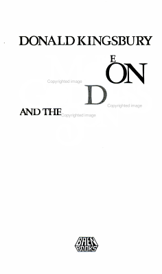 The Moon Goddess and the Son PDF