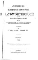 Ausf  hrliches lateinisch deutsches und deutsch lateinisches Handw  rterbuch     PDF