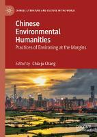 Chinese Environmental Humanities PDF