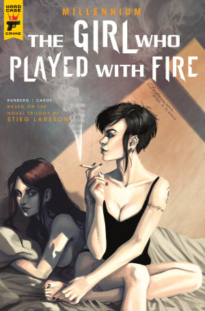 The Girl Who Played With Fire  2