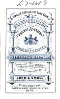 Smull s Legislative Hand Book and Manual of the State of Pennsylvania PDF