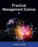 Practical Management Science PDF