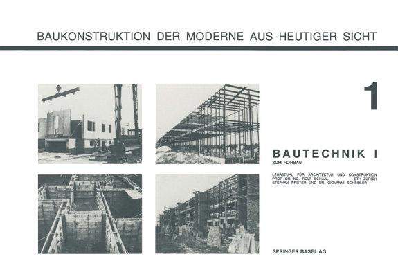 Bautechnik I PDF