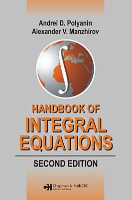 Handbook of Integral Equations PDF