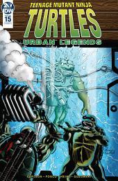 Teenage Mutant Ninja Turtles: Urban Legends #15