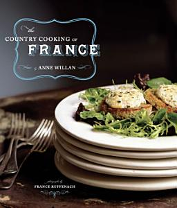 The Country Cooking of France Book