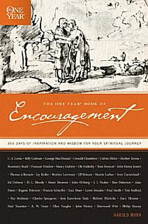 The One Year Book of Encouragement Book