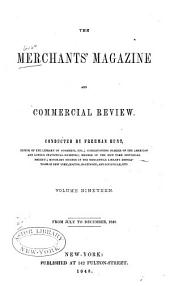 The Merchants' Magazine and Commercial Review