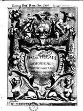 Prose vulgari di monsignor Agostino Mascardi cameriere d'honore di n. sig. Vrbano Ottauo