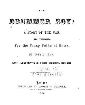 The Drummer Boy PDF
